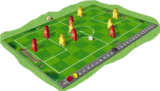 Streetsoccer the Boardgame