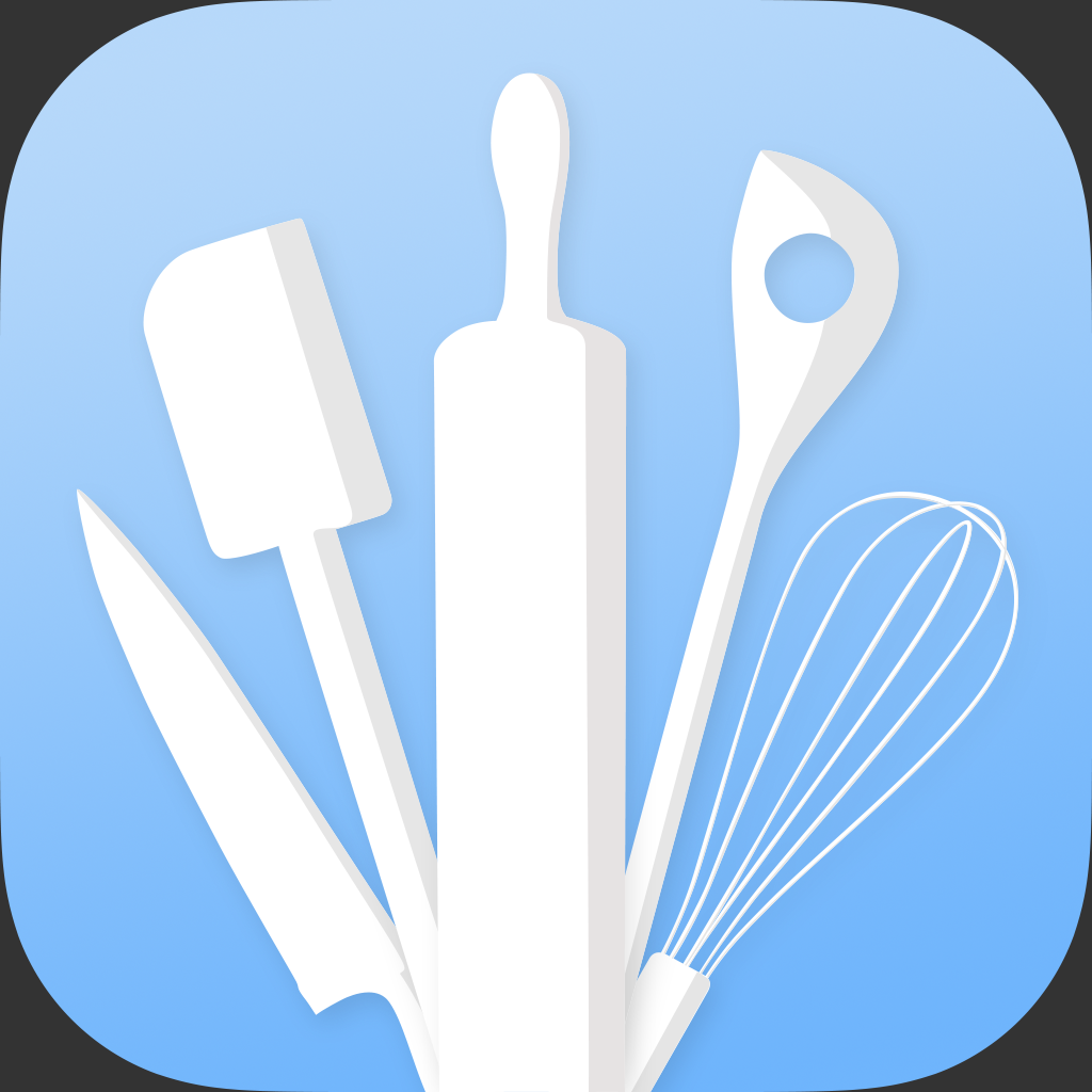 My Favorite Recipes - iOS 11 App Icon